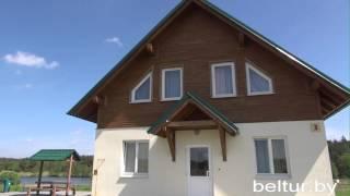 База отдыха Дом рыбака - дом №3, Отдых в Беларуси(, 2013-08-12T13:07:56.000Z)