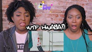 Reaction: 화사 (Hwa Sa) - 마리아 (Maria) MV