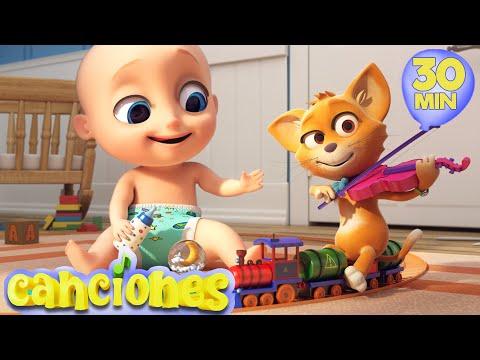 LooLoo – Gossey Gander – Canciones Infantiles | LooLoo – Cantece pentru copii in limba spaniola