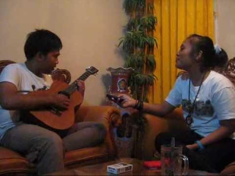 Rossa - Ku Menunggu Acoustic Cover by Lupocoustic (suka-suka :p)