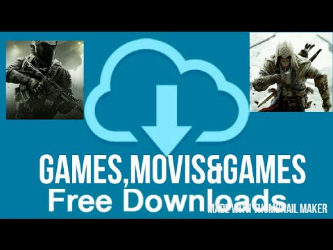 How To Download Movies, Games and Software...