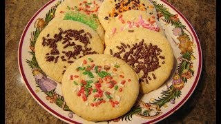Old Fashioned Sugar Cookies By Diane Love To Bake