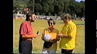 Dale Morgan Charity Event In Cwmavon (1995?)
