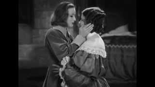Greta Garbo in Queen Christina 1933 clip