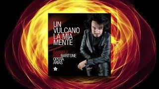 Gabriele Nani PROMO CD Un Vulcano La Mia Mente