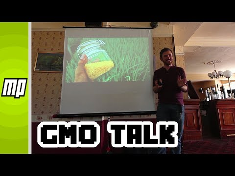 Will GMOs Kill Us All? - Skeptics in the Pub Talk