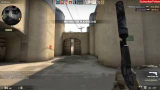 CS:GO Competitive dust2 too eazzy