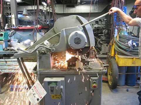 16inch Stone Machinery Metal Cut-Off Saw