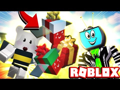 Getting A FESTIVE BEE For Beesmas 2018 Roblox Bee Swarm Simulator Christmas Event