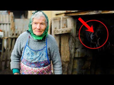 Если бы МЕРЗАВЦЫ знали, кого приютила старушка, то НИКОГДА бы не сунулись к ней в дом...