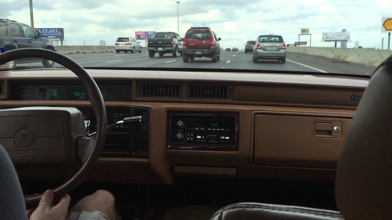 1991 cadillac deville touring sedan lilly 7