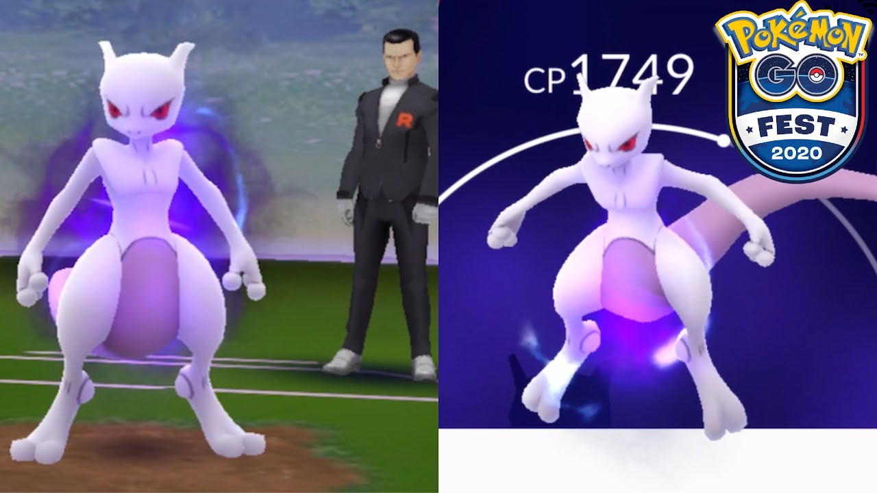 🎉ULTIMATE POKÉMON GO FEST ENDING! Shadow Mewtwo Debuts in Pokemon Go!