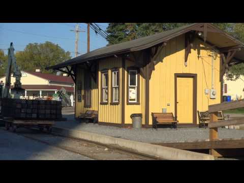 Walkersville Southern RR and More (October 16 2016)