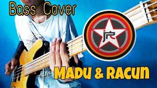 J-Rock Madu dan Racun Bass cover by Bram