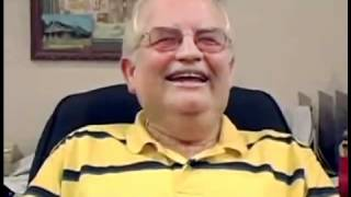 Funny Old man Laughing Prank skype