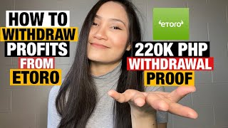 How to Withdraw Fuฑds from Etoro   Proof of Withdrawal   How long?  Tagalog