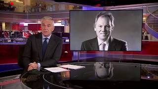 BBC News at Ten: Peter Sissons tribute (2 October 2019)