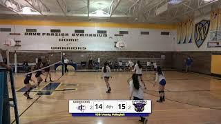 Varsity Volleyball vs. El Paso Christian Homeschool