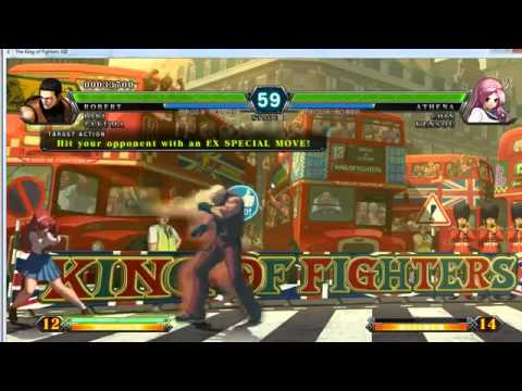 The King Of Fighters Xiii Trainer Mrantifun Pc Video Game