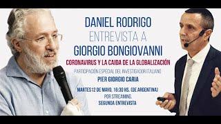 DANIEL RODRIGO entrevista a GIORGIO BONGIOVANNI (segunda entrevista)