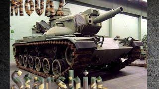 Armored Warfare - M60A2 Starship