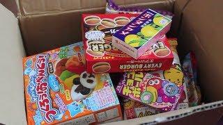 JapaneseHaul[Eng Sub]حلويات واختراعات يابانية