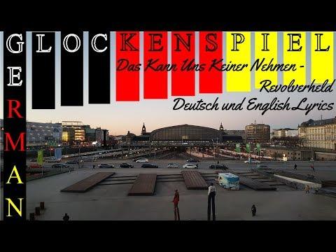 Das Kann Uns Keiner Nehmen - Revolverheld - German and English Lyrics