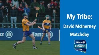 My Tribe -  David McInerney | Matchday