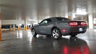 2017 Dodge Challenger! Quick Review! (Its a rental! Pt.1)