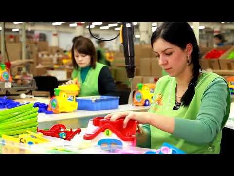 Как делают игрушки видео для детей
