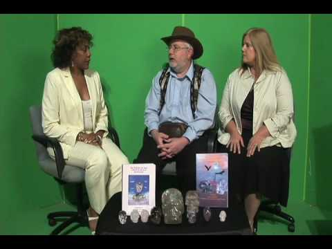 Future Interview with the Crystal Skull Explorers with Josetta Shropshire