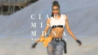 CIARA ft. MISSY ELLIOTT vs MADONNA | WORK & VOGUE | MASHUP