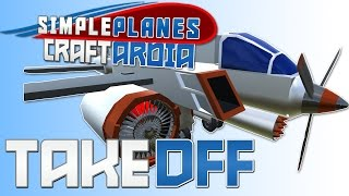 SimplePlanes Gameplay - Takeoff - THE REVENGE BEGINS - Simple Planes PC Gameplay