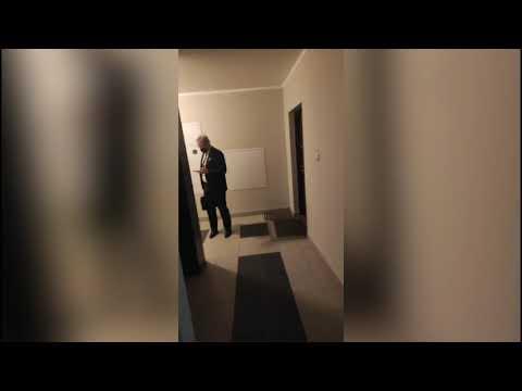 Złapali Niedzielskiego pod drzwiami mieszkania