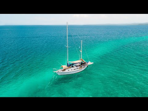 Living OFF GRID on a BUDGET Sailboat | S04E24