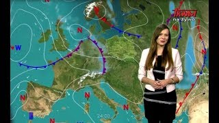 Prognoza pogody 13.07.2019