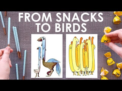 What Does a SNACK BIRD Look Like? Tokyo Treat Unboxing & Challenge