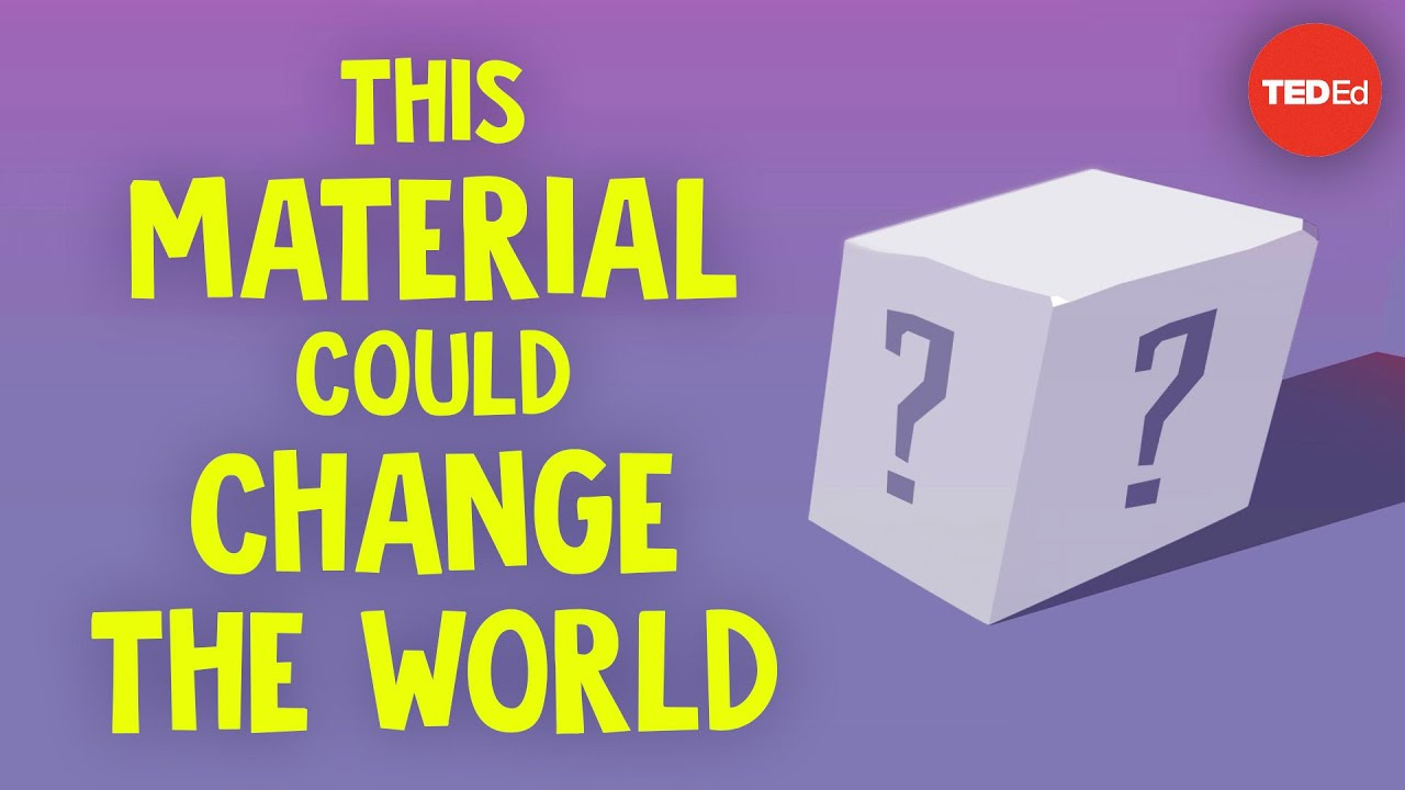 The material that could change the world... for a third time