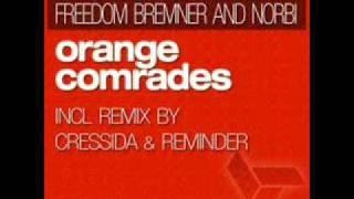 Orange Comrades (Cressida Reminder Remix) - Shato And Paul Rockseek