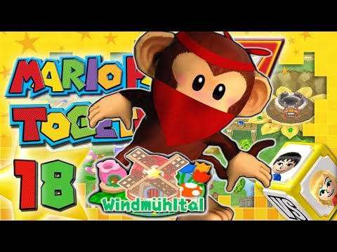mario-party-7-together-🎲-#18:-ninja-affe-&-bowsers-zerstörungswahn