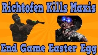 """Black Ops 2 Buried"" Richtofen"