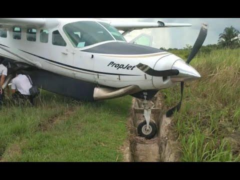 Pesawat Susi Air Tergelincir di Lapangan Terbang Bade Mp3