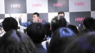 「Formula TAKUMA」刊行記念「佐藤琢磨TALK&握手会」2008年3月8日(土)...