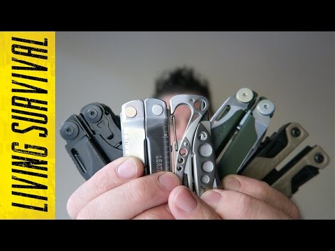 Top 5 Leatherman Multi-Tools