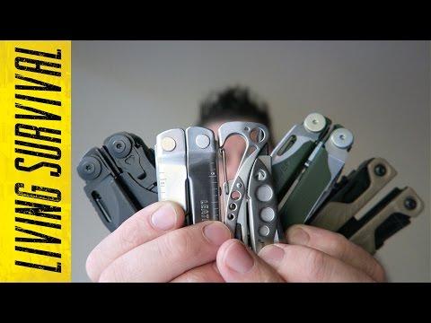 Top 5 Leatherman Multi-Tools