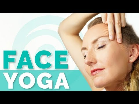 My Favorite Ayurvedic Face Yoga Moves - Non Surgical Face Lift Exercise | Beauty & Skin Care Routine