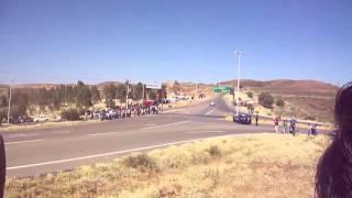 La Carrera Panamericana 2012 Carretera La Bufa Zacatecas, Zac. 25/10/2012