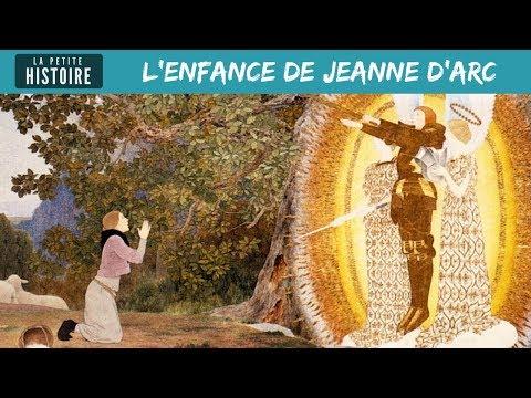La Petite Histoire : L'enfance de Jeanne d'Arc