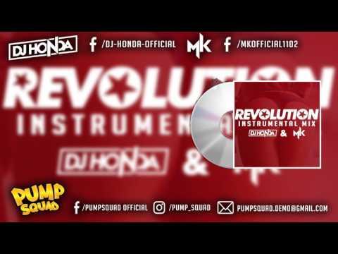 MK & Dj Honda - Revolution (Instrumental Mix)