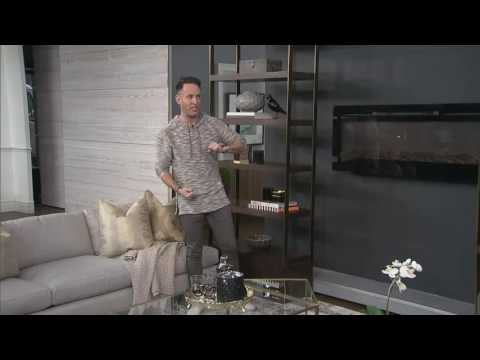 How to arrange furniture around the fireplace